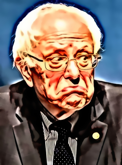 Will rich-guy Sanders finally realize capitalism works?