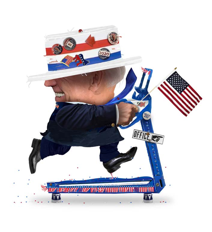 Biden's Bogus Buffoonery