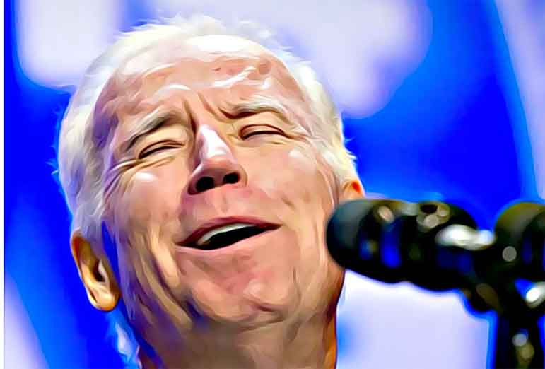 Biden: A liberal wolf in moderate sheep's clothing