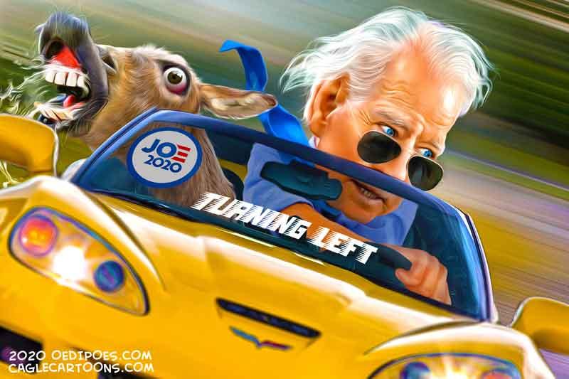 How Joe Biden Can Revive Liberalism