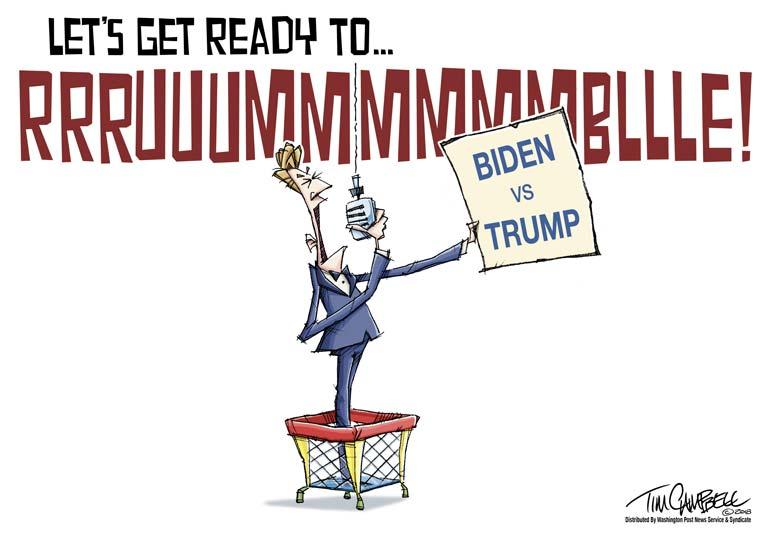 A Biden-Romney Ticket? Say It Ain't So, Joe