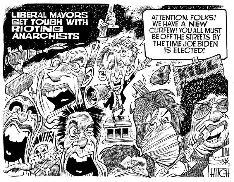 Think Toon by David Hitch