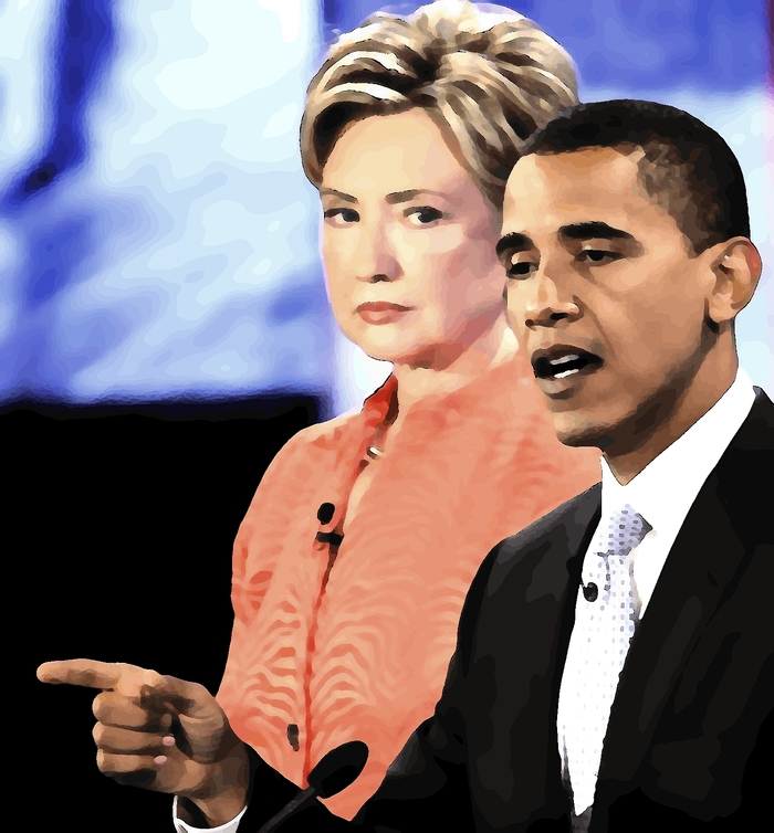 Skipping Over Hillary and Obama Fights