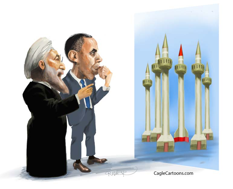 Why do Obama's lies about the Iran deal matter now?