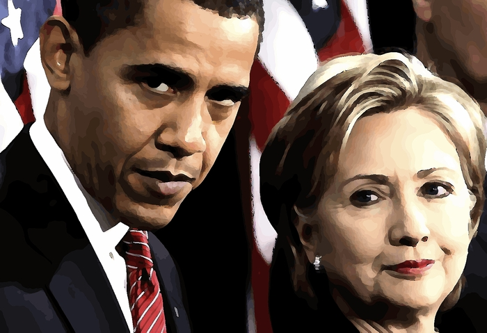 Why Hillary Clinton and Barack Obama Tweeted About 'Easter Worshippers'