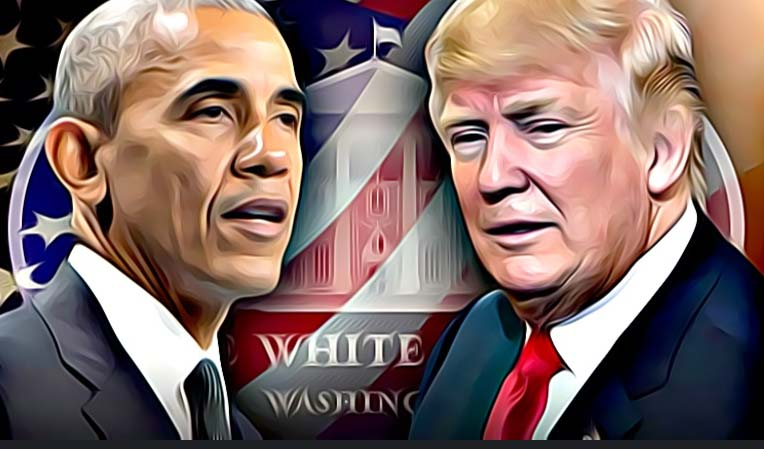 If Trump's 'Bigotry' Is an Impeachable Offense, Why Did Obama Get a Pass?