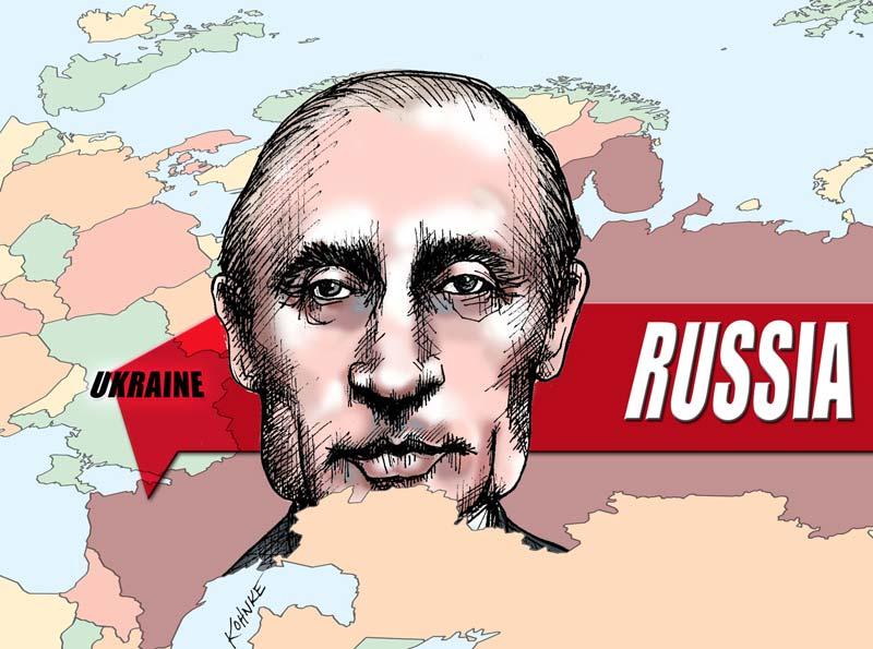 Putin's meddling has backfired in Ukraine