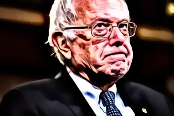 Is Sanders past his sell-by date?