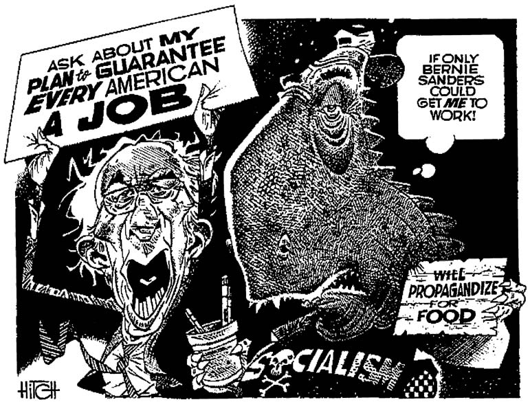 Why is the U.S. Going Socialist?