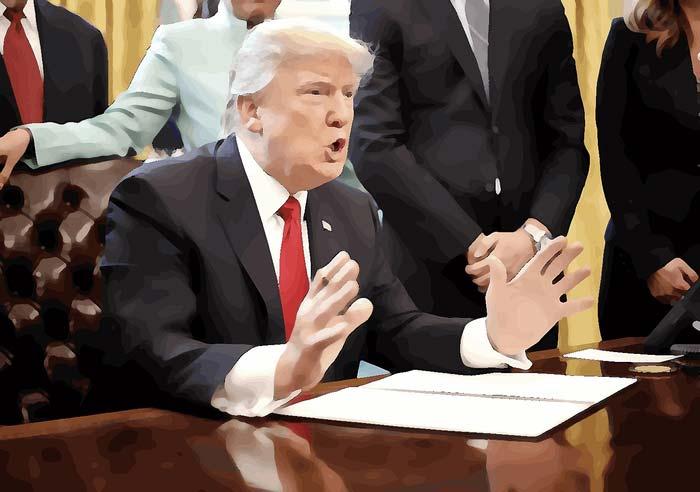 Stalking Trump's Tax Returns