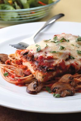 The Kosher Gourmet: Tofu-phobic? This Tofu Parmigiana will change your ...