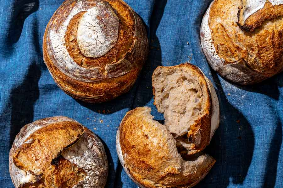 I went to bread camp to take my sourdough loaves to the next level. Here's what I learned (Incl. recipe)
