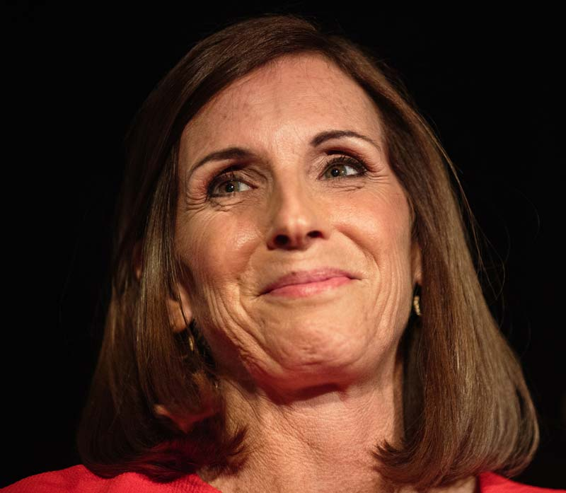 What more could you want in a senator than Martha McSally?