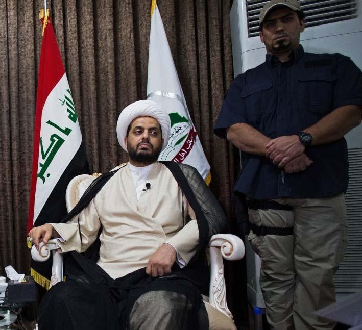 Iraqi terrorist-turned-politician told U.S. interrogators he worked with Iran to kill Americans
