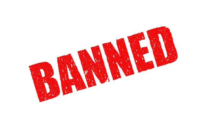 Here's what can get you banned by airlines, hotels and rental car companies