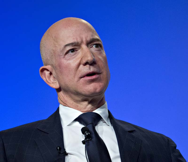 Truth comes to light in Bezos spectacle