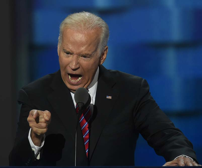 Biden is leaning in on a run for the White House. There are reasons why