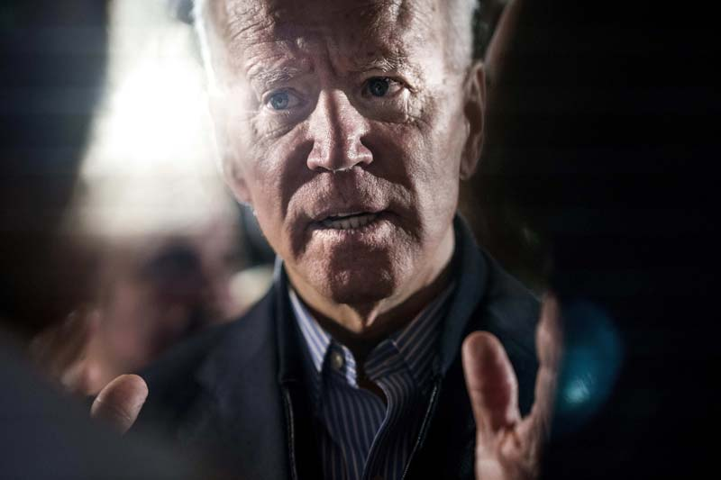 Dem Dilemma -- Base Disconnected From Front-Runner Biden