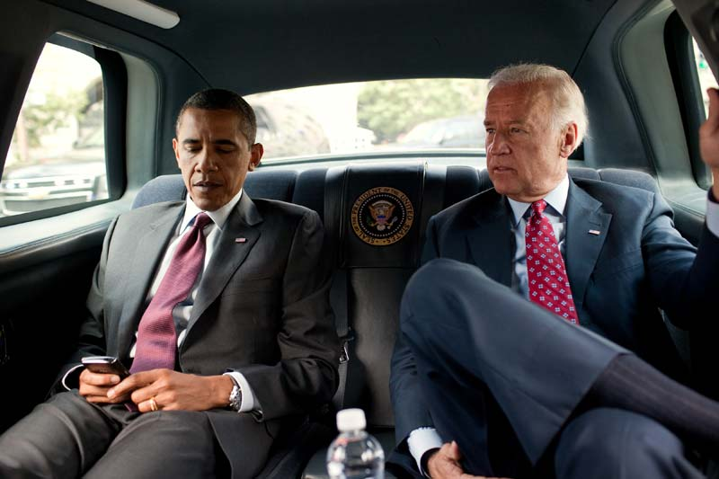 Why Obama Dropped Biden