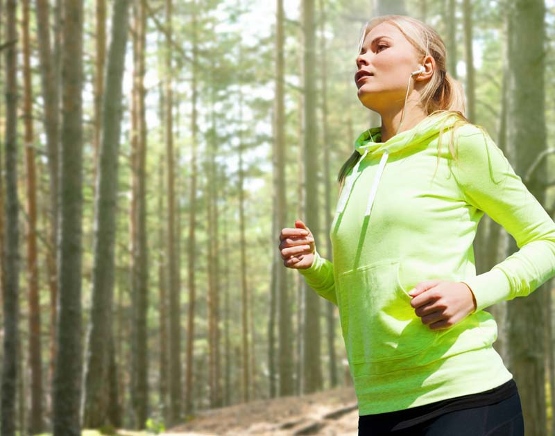 Being in shape may not protect your heart
