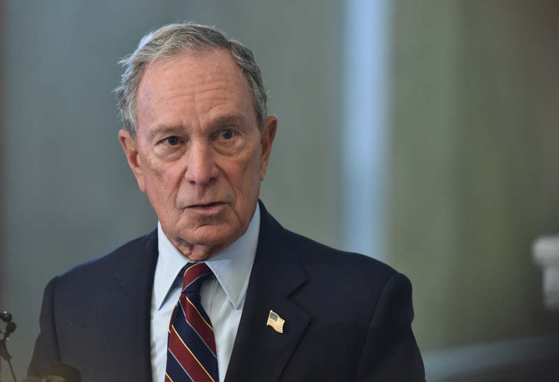 Can Bloomberg's unconventional strategy win a Dem nomination?
