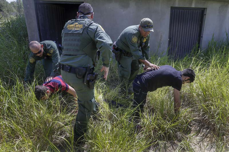 The ironies of illegal immigration