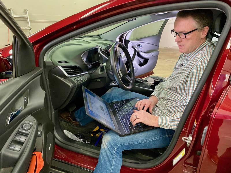 What does your car know about you? We hacked a Chevy to find out