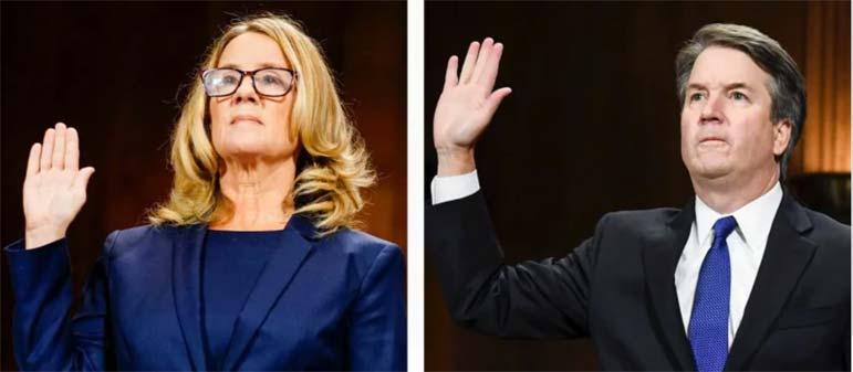 Kavanaugh addresses the conservative legal establishment that championed his nomination