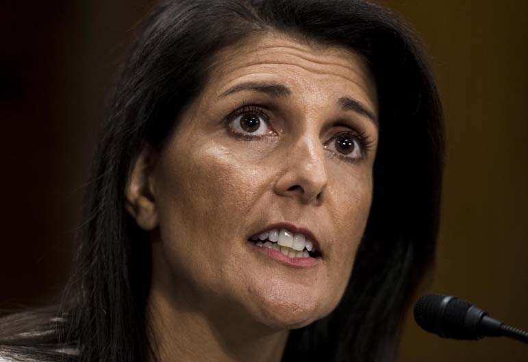 The woman who showed how Americans can succeed at the UN