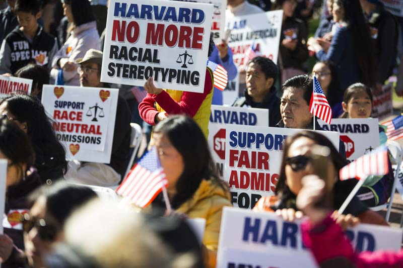 Harvard's problem is a version of America's