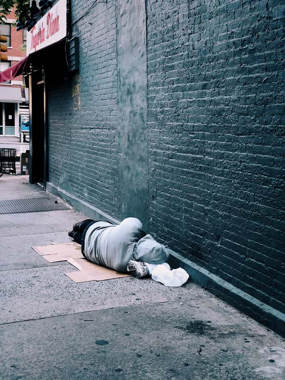 Why won't libs admit their homeless policies don't work?