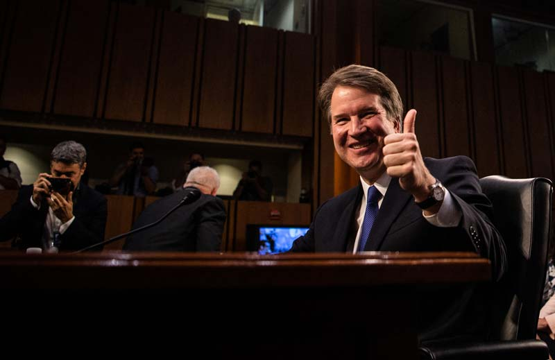 5 reasons the Republicans should stick with Kavanaugh