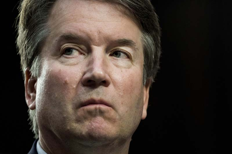 Silicon Valley didn't see Justice Kavanaugh coming on antitrust issues