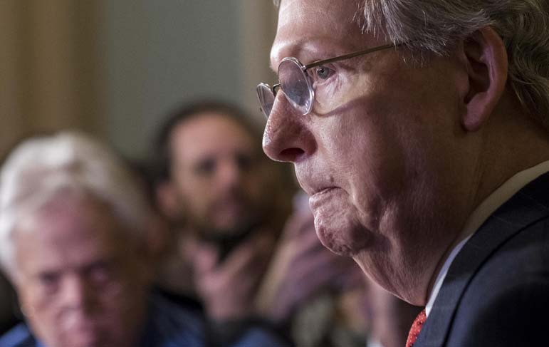 Mitch McConnell is Kavanaugh's 'lodestar'
