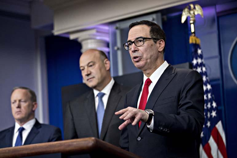 More 'Deep State'? Inside Mnuchin's thwarting the maximum-pressure of Trump's Iran strategy