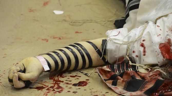 A 'Palestinian' pogrom in Jerusalem