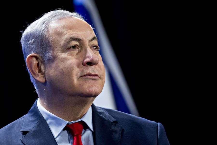 Netanyahu's earth-shattering announcement