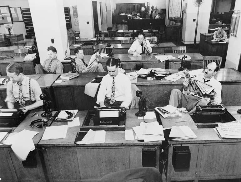 Twitter, the crystal meth of newsrooms