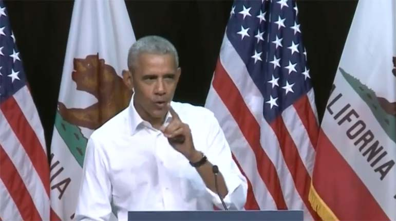 Obama hides his cynicism behind a silky tongue