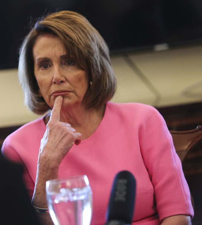 Nancy Pelosi's Perv Problem