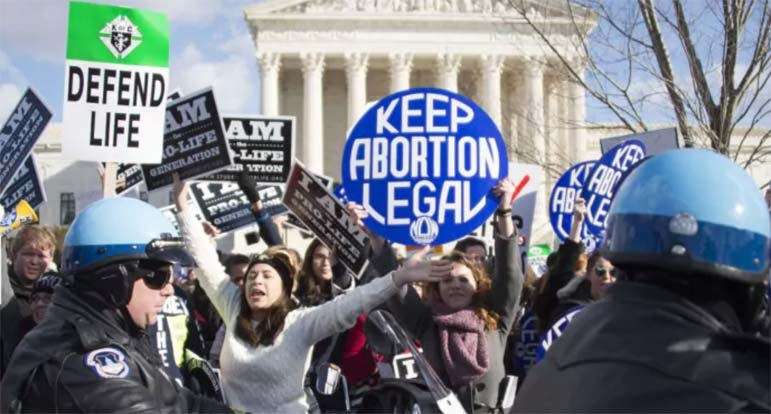 What the push for legal-until-birth abortion tells us about the abortion debate