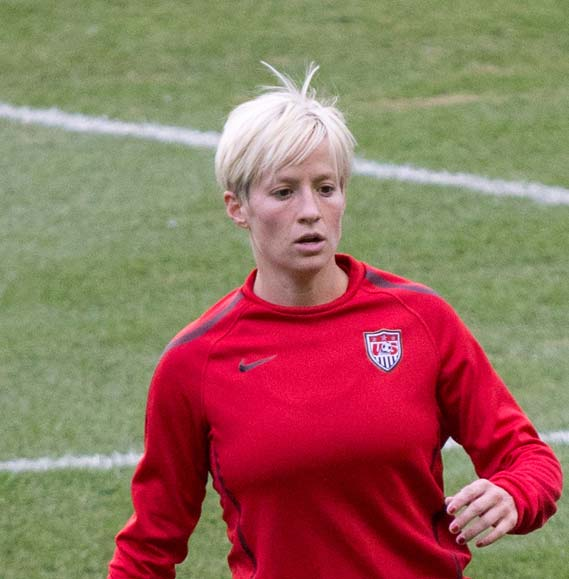 Megan Rapinoe's anthem protests hurt the fight for gender equity