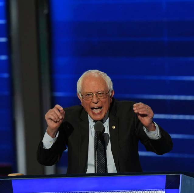 Bernie Sanders offers a clear choice on climate change
