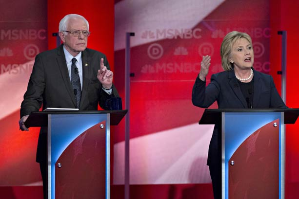 These Dem Presidential Debates Have An NBA Problem
