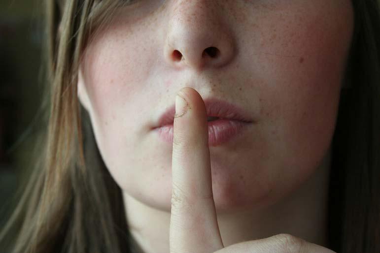 Don't spill my medical secrets --- that's my job