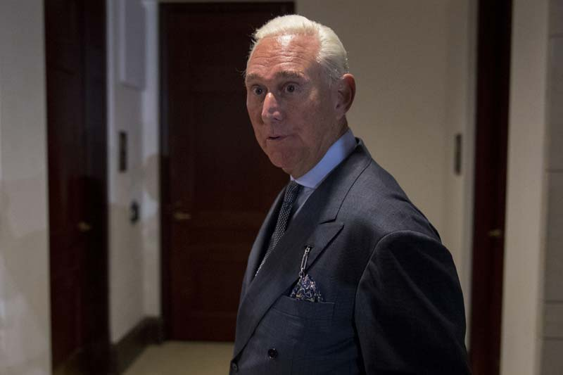 Mueller probes Roger Stone's interactions with Trump campaign, timing of WikiLeaks release of Podesta emails