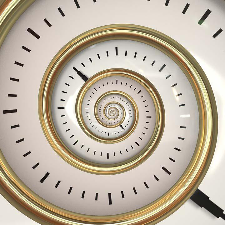 Understanding the cruel fleeting of time