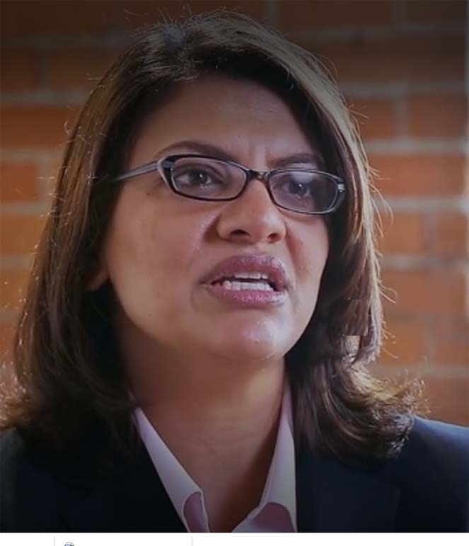 House Republicans criticize Rep. Tlaib over latest thoughts on Holocaust, Israel. Will the supposed dafault party of the Jews  do the same?