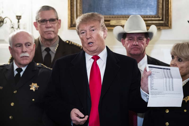 How Trump can get the rest of his wall money --- without a shutdown or emergency