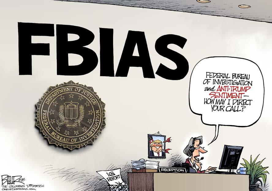 Can the FBI Investigate the President?